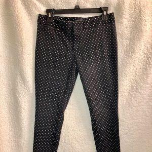 Banana Republic skinny black pants $10